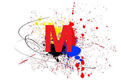 M - UV LED Drucker Farbe Ink (Soft Typ)