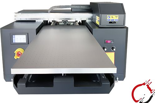 UV A2 Max King Digital LED Drucker 2x CMYK + W + V 45cmx65cm
