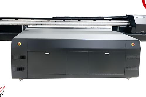UV Flachbett Digital Drucker 250x130 PS2513P mit Bediendisplay