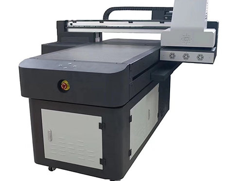 Flachbett UV Drucker 6090 170mm CMYK LC LM + White