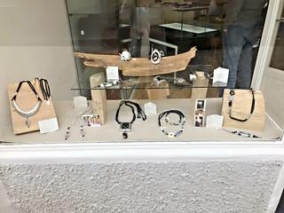 Jewelry window