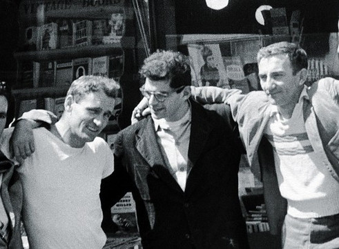 The Beat Generation and how they influenced my art.