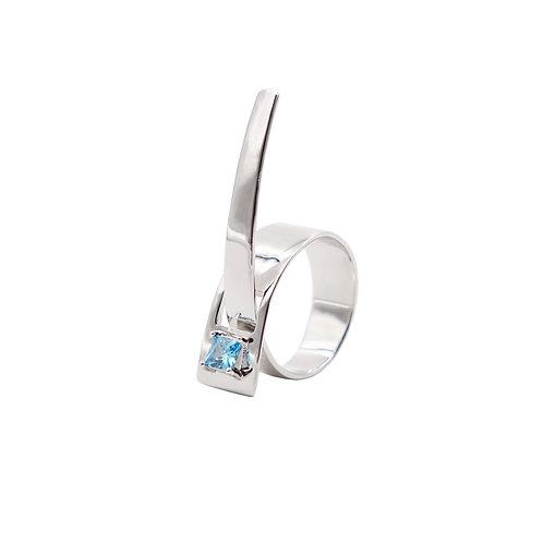 '6' Topaz Ring