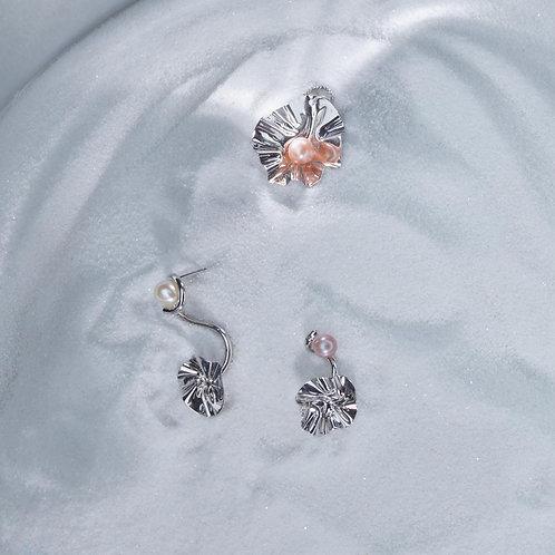 Mini 'Coral' earring