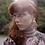 Thumbnail: 'Silver Silk' FOLD earrings