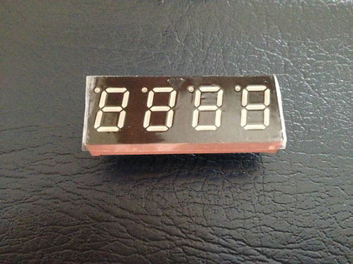 1 PCS 0.4 inch 4 digit led display 7 seg segment Common cathode - Red