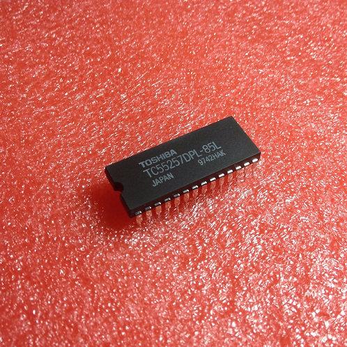 TC55257DPL-85L - 32,768 WORD-8 BIT STATIC RAM - DIP28