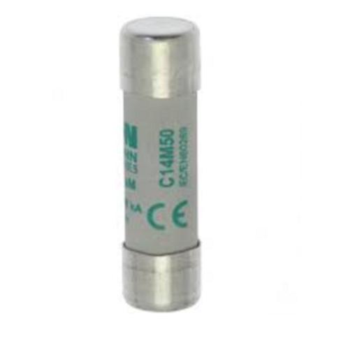 1 PCs Bussmann C14M50 Cartridge Fuse 50A 400V AC Slow Blow - ORIGINAL OEM PARTS