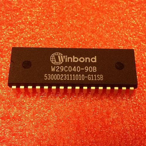 1PCS IC W29C040-90 W29C040-90B W29C040-90Z WINBOND NEW