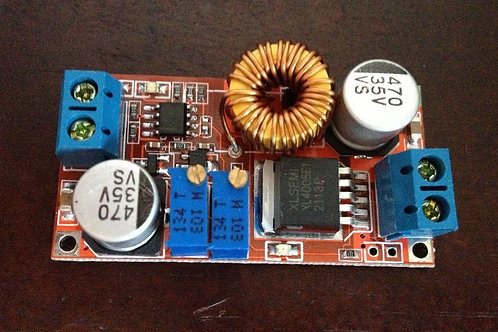 1PCS Lithium Charger Step down 5A 5V-32V to 0.8V-30V Power Supply Module