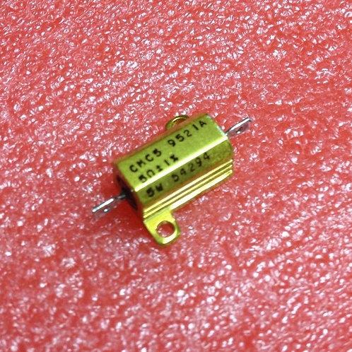 1 PCs CLAROSTAT CMC55 CMC-5 5 RESISTOR 5 OHM 5W 1% 5OHM
