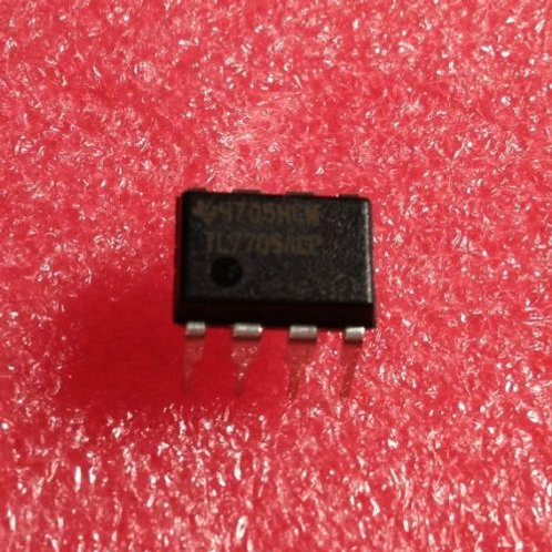 5 PCS TEXAS INSTRUMENTS TL7705ACP - Original OEM Parts