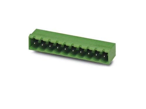 PHOENIX Header 1757307 MSTBA 2,5/ 8-G-5,08 TERM BLOCK HDR 8POS R/A 5.08MM