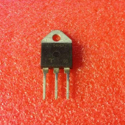 1PCS TECCOR Q4040K7 Q4040 400 V, 40 A, ALTERNISTOR TRIAC, TO-218