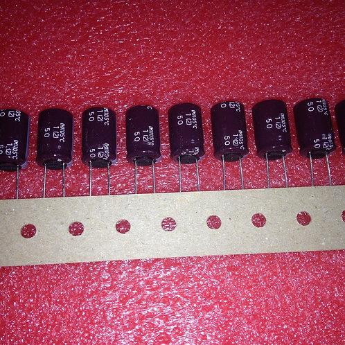 10 PCS CAPACITOR ALUM 47UF 47MF 100V 20% RADIAL (REPLACING FOR 80V 63V 50V 40V )