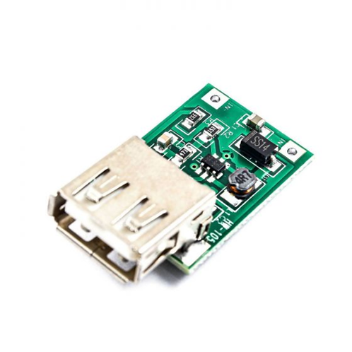 0.9V ~ 5V to 5V 600MA USB charger step up Mini DC-DC Boost Converter