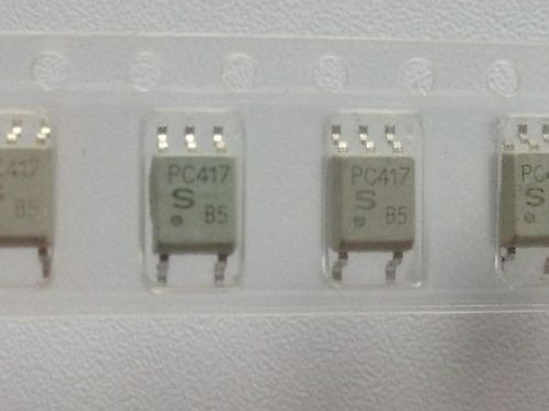 1PCS SHARP PC417 SOP-5,Compact, Surface Mount Ultra-high
