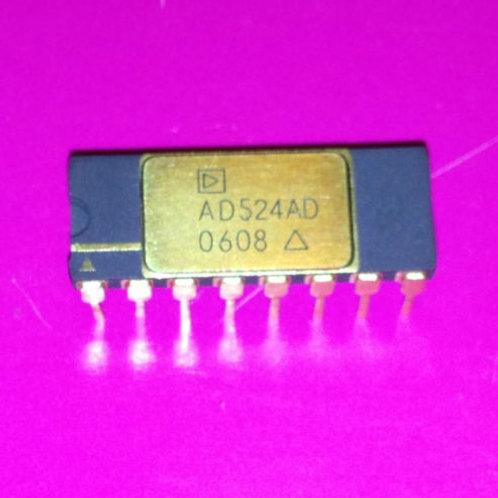 AD524AD - Precision Monolithic Instrumentation Amplifier - DIP16