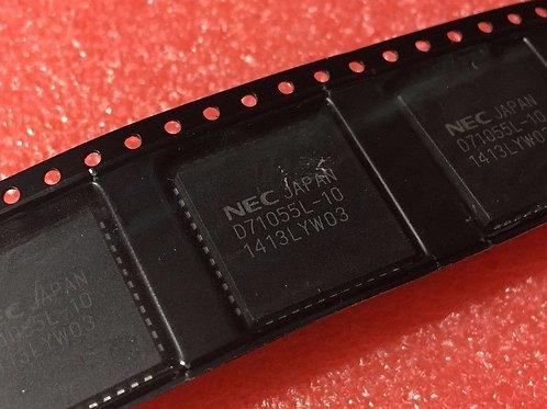 NEC D71055L-10 UPD71055L-10 Parallel Interface Unit - PLCC44