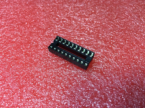 5 PCS 20 PIN IC SOCKET HIGH QUALITY