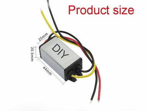 16W DC converter (8V-40V) 12V 24V to 3.3V 5A DC power supply step-down module