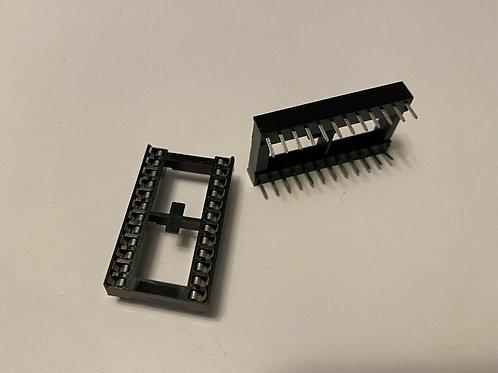 10 PCS EMC B26624-51-517 24 PIN 24PIN IC SOCKET