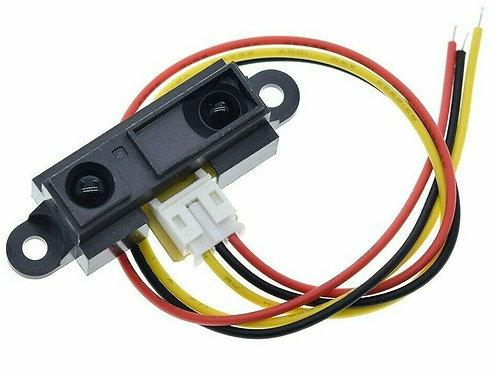 GP2Y0A21YK0F 2Y0A21 10-80cm Infrared distance sensor INCLUDING WIRE