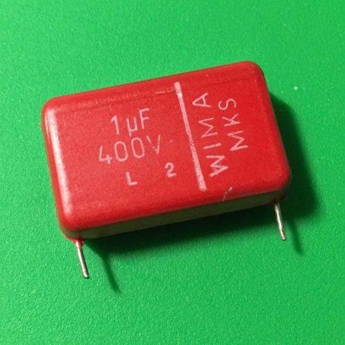 1 PCs CAPACITOR 1UF 400V FILM CAP ORIGINAL OEM