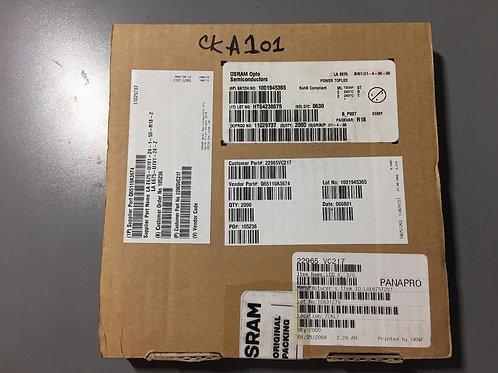 2000 PCs OSRAM LA E675 LAE675T2V1 U1-4-3A TOPLED SMD SMT - ORIGINAL OEM