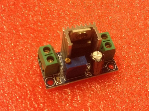 Linear DC-DC Converter Buck Step Down Low Ripple Module Power Supply LM317