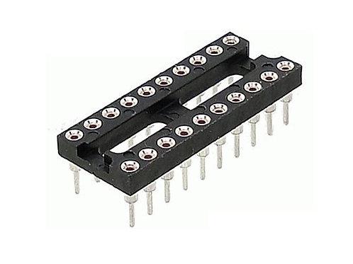 1 PCs 20 PIN IC SCOKET FOR DIP-20 DIP20 20-DIP ROUND HOLE