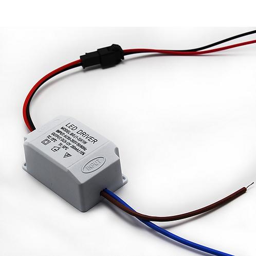 AC 85V-265V to DC 2V-12V LED Electronic Transformer Power Supply Driver 3X1W