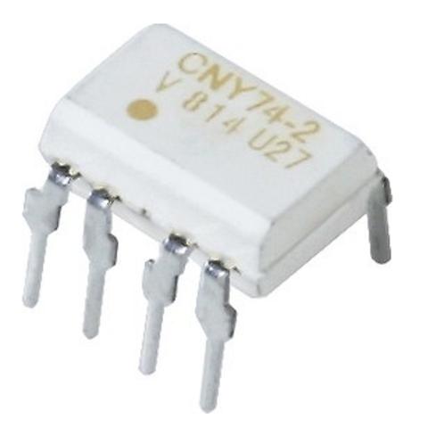 Vishay CNY74-2 - Multichannel Optocoupler with Photo - DIP8