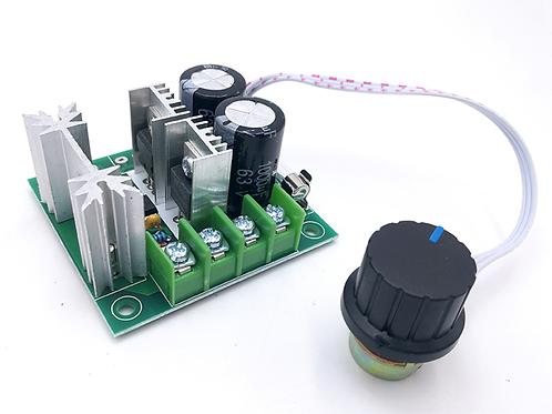 10A DC Motor speed controller PWM controller 12V-40V 0.01-400W
