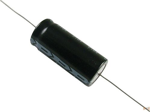 100 PCS Nichicon CAP AL 680UF 680MF 25V AXIAL CAPACITOR ORIGINAL