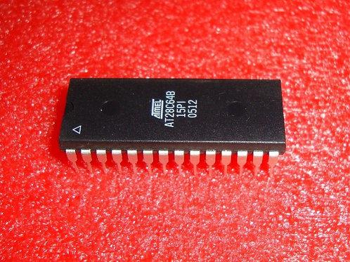 1 Piece AT28C64B-15PI - 64k (8k x 8) Parallel EEPROM - DIP28
