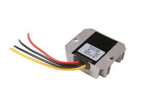 12V/24V to 3.3V 5A DC/DC Power Converter Regulator Module Step Down Adapter