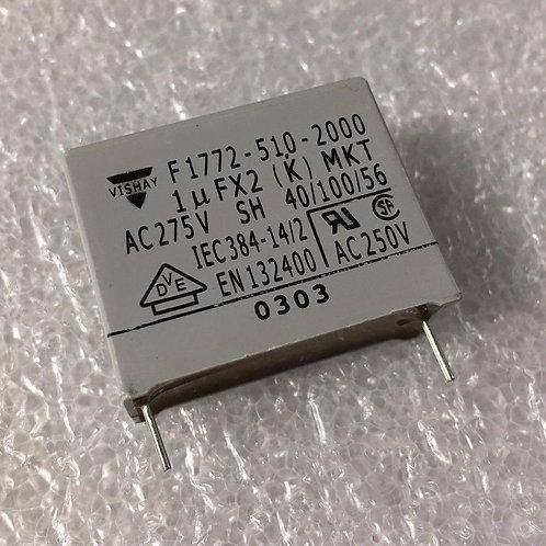 1 PCs CAPACITOR 1UF 630V DC 275V 250V AC FILM CAP ORIGINAL OEM