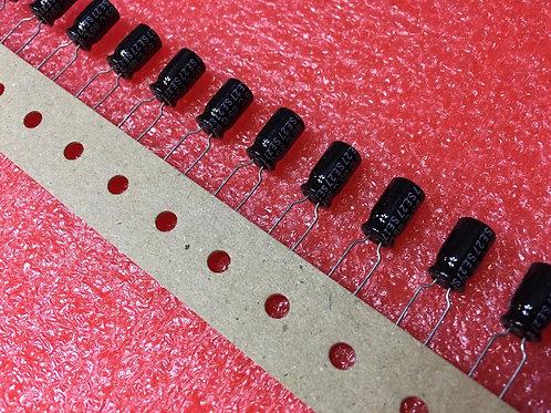 10 PCs NON-POLAR CAPACITOR 0.47UF 0.47MF 160V NP (Replacing for 100V 63V 50V )