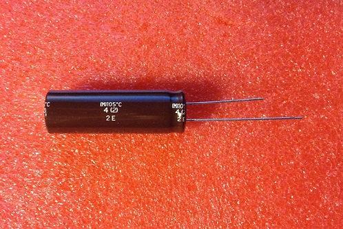 10 PCS NIPPON CAPACITOR 3900uF 3900MF 10V Al Cap (REPLACING FOR 6.3V )