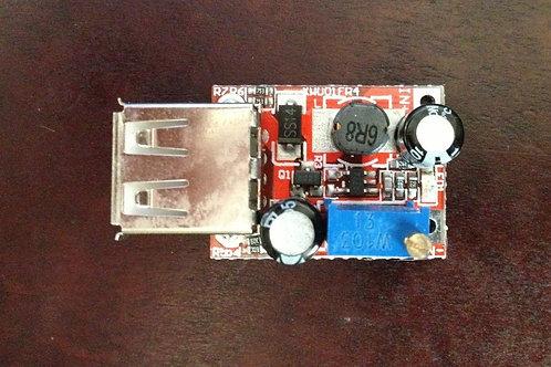 Solar Boost DC-DC 3V-5V Adjustable Power Supply Module Standard USB Output
