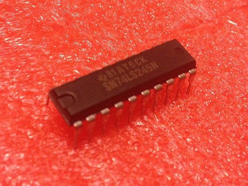 1PC SN74LS245N 74LS245N (REPLACEMENT FOR HD74LS245P DM74LS245N 74LS245PC )