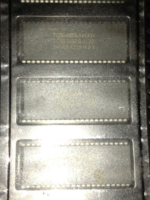 TC551664AJ-20 CMOS STATIC RAM (Replacing for TC551664AJ-25 ) - NEW OEM PARTS