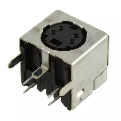 AMP 749263-1 4 Position Circular Connector Receptacle Female Socket Sold