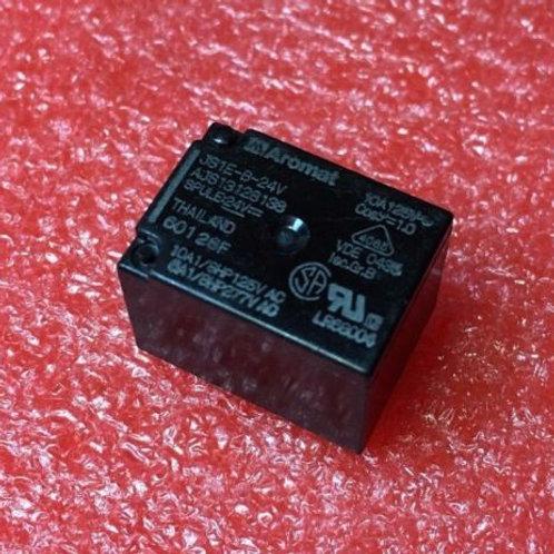 5 PCs Panasonic JS1E-B-24V 24V RELAY (REPLACEMENT OF JS1J-24V )