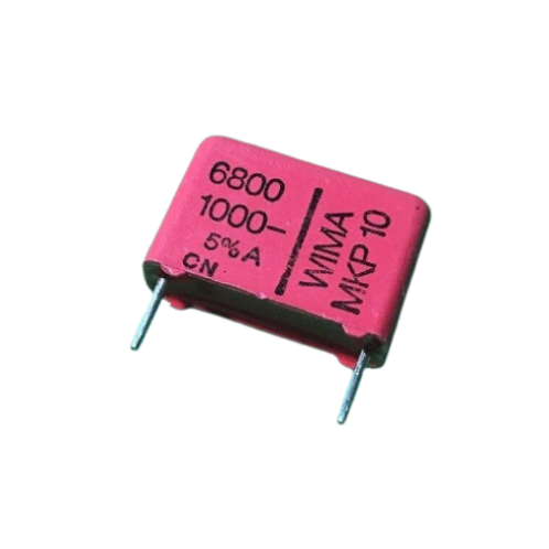 1 PCS WIMA Film Capacitor 1000V 6800pF 6.8NF 5% ORIGINAL OEM CAP
