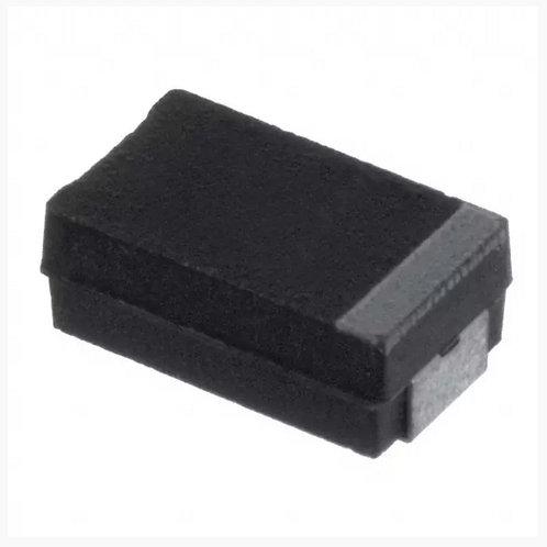 500 PCs 1µF C case Molded SMD Tantalum Capacitor 50V 2312 (6032 Metric) SM CAP