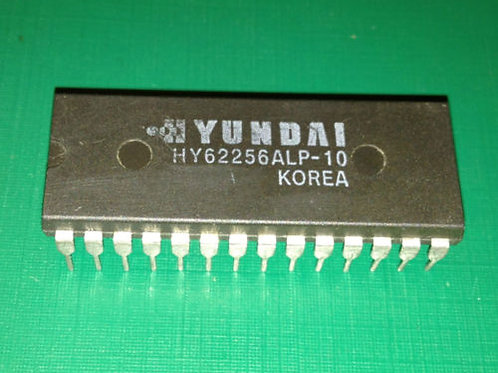 HY62256ALP-10 - General-Purpose Static RAM - DIP28 (CROSS OF KM62256ALP-10 )