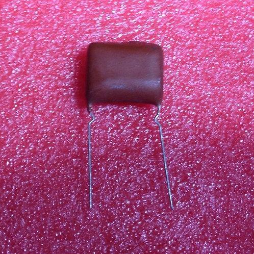 5 PCs 0.39uf .39uf 390nf 390000pf 394 200v NP radial poly film capacitor