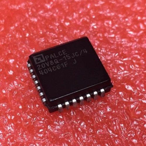 PALCE20V8Q-15JC/4 EE CMOS 24-Pin Universal Programmable Array Logic